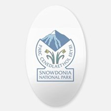 Snowdonia National Park, Wales, UK Decal