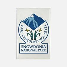Snowdonia National Par Rectangle Magnet (100 pack)
