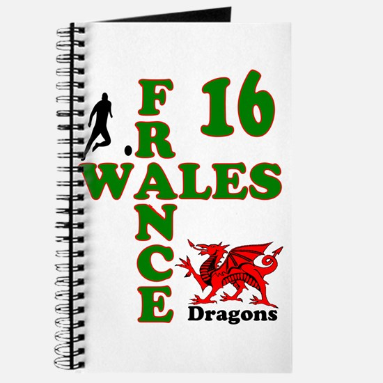 Wales France Dragons 16 Journal