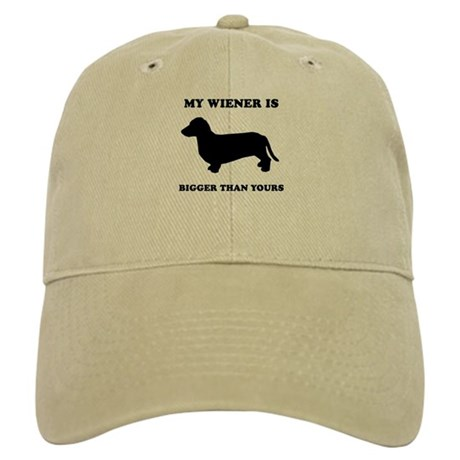 My wiener is bigger than yours Cap
