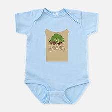 New Forest National Park, UK Infant Bodysuit