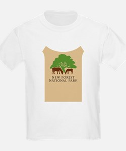 New Forest National Park, UK T-Shirt