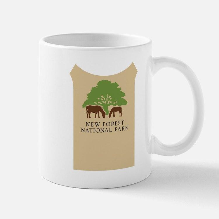 New Forest National Park, UK Mug