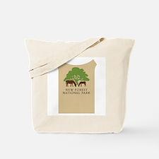 New Forest National Park, UK Tote Bag