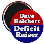 Deficit Dave Reichert Magnet