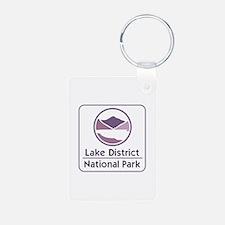 Lake District National Par Keychains