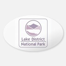 Lake District National Park, UK Decal
