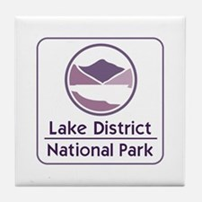 Lake District National Park, UK Tile Coaster