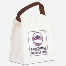 Lake District National Park, UK Canvas Lunch Bag