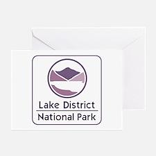 Lake District National P Greeting Cards (Pk of 10)