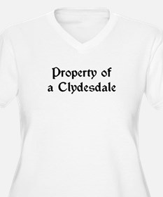 Property of a Clydesdale T-Shirt