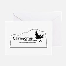 Cairngorms National Park Greeting Cards (Pk of 10)