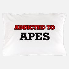 Addicted to Apes Pillow Case