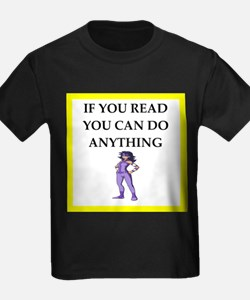 reading joke T-Shirt
