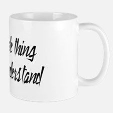 Its a Clydesdale Thing Mug