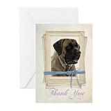 Mastiff Greeting Cards (10 Pack)
