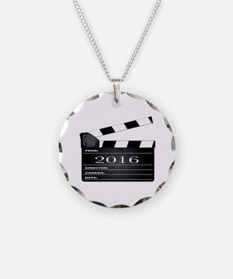 Funny Film production Necklace