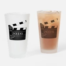 Unique Video production Drinking Glass