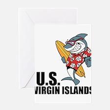 U.S. Virgin Islands Greeting Cards