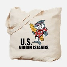 U.S. Virgin Islands Tote Bag