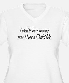 Money or Clydesdale T-Shirt