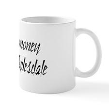 Money or Clydesdale Mug