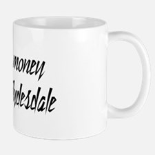 Money or Clydesdale Mug