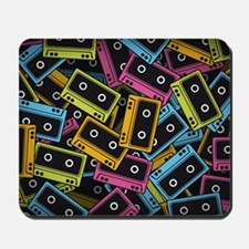 Music Cassettes Mousepad