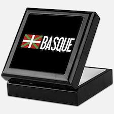 Basque Country: Basque Flag & Basque Keepsake Box