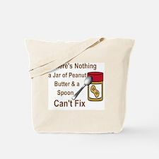 Cute Peanut butter Tote Bag