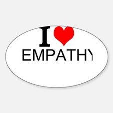 I Love Empathy Decal