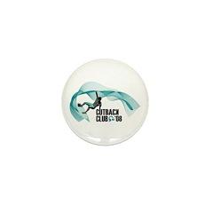 Cutback Club 08 Mini Button (10 pack)