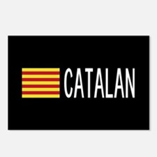 Catalunya: Catalan Flag & Postcards (Package of 8)