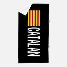 Catalunya: Catalan Flag & Catalan Beach Towel