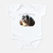 Shih Tzu puppy lover infant t-shirt