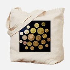 Cool Numismatic Tote Bag