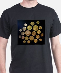 Numismatic gifts merchandise numismatic gift ideas for T shirt printing for non profit organizations