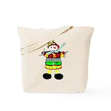 Scarecrow Man  Tote Bag