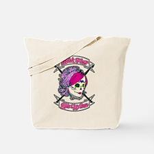 Hook Fast Die Warm Tote Bag
