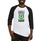 Recycle yourself Long Sleeve T Shirts