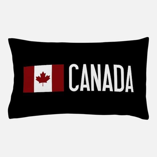 Canada: Canadian Flag & Canada Pillow Case