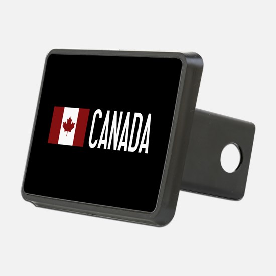 Canada: Canadian Flag & Ca Hitch Cover