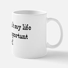 Percherons are my Life Mug