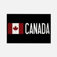 Canada: Canadian Flag & Canada Magnets