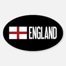 England: English Flag & England Decal