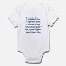 Tale of Two Cities Infant Bodysuit