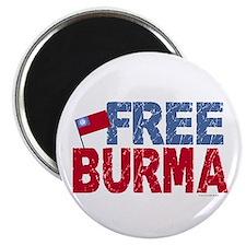 Free Burma 1.1 Magnet