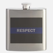 Unique Cop Flask