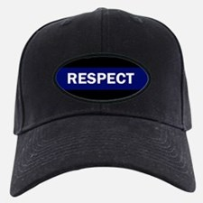 RESPECT BLUE Baseball Hat