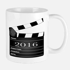 2016 Movie Clapperboard Mugs